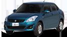 New Maruti Suzuki Old Swift DZire in Indore
