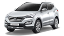 New Hyundai Santa Fe in KONDAPUR
