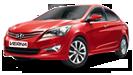 New Hyundai 4S Fluidic Verna in KONDAPUR
