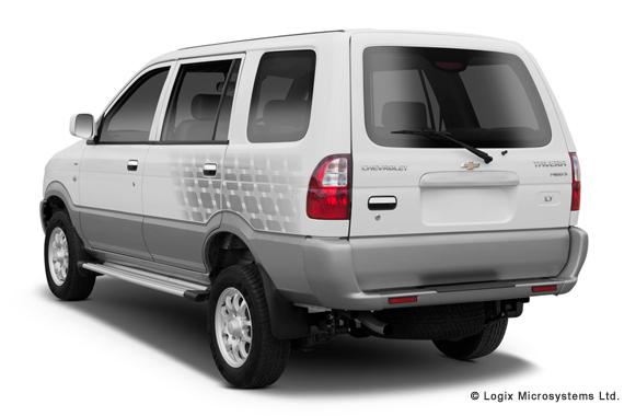 Chevrolet Tavera virtual brochure gallery from Jayaraj ...