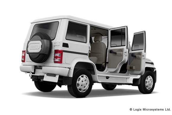 Mahindra Bolero virtual brochure gallery from GSP MOTORS ...