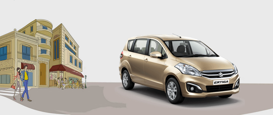 Maruti Suzuki Ertiga Virtual Brochure From Sai Service Pvt